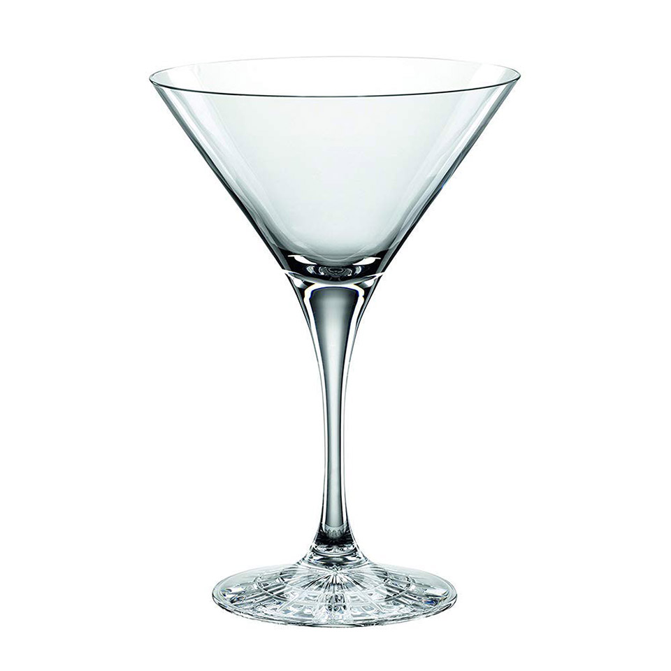 Klassische Form, modernes Design: Das Spiegelau Perfect Serve Cocktailglas (Foto: Amazon)