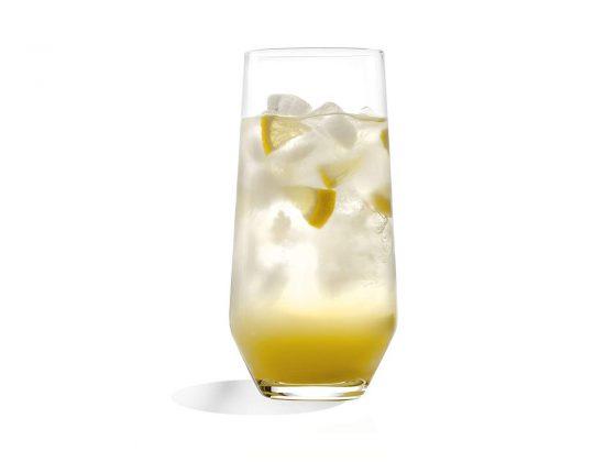 Im Stölzle Lausitz Revolution Longdrinkglas werden Drinks zum Hingucker (Foto: Amazon.de)